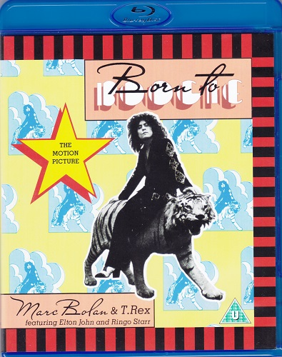Marc Bolan & T.Rex - Born To Boogie (2016) Blu-Ray 1080i