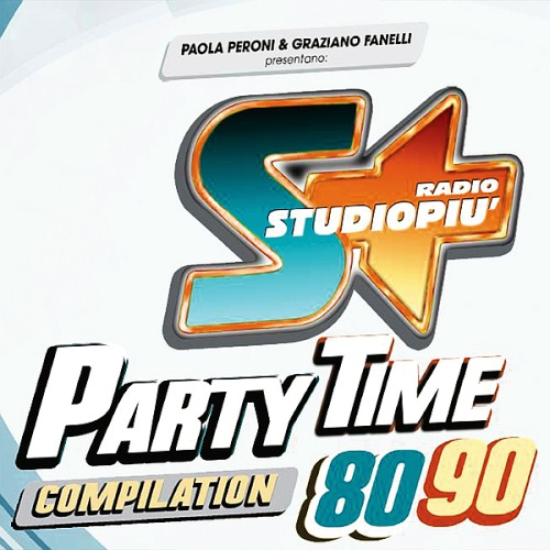 Radiostudiopiu Party Time 80-90 (2019)