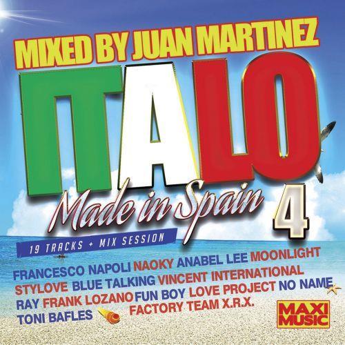 VA - Italo Made In Spain 4 (2020) FLAC