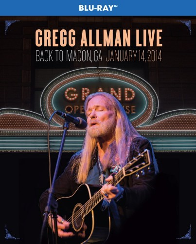 Gregg Allman - Live Back To Macon GA