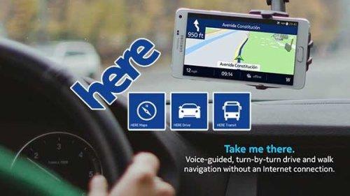 HERE WeGo - Offline Maps&GPS v2.0.13119 [Android]