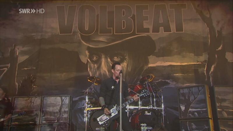 Volbeat – Rock Am Ring (2013) HDTV 720p – HDMusic