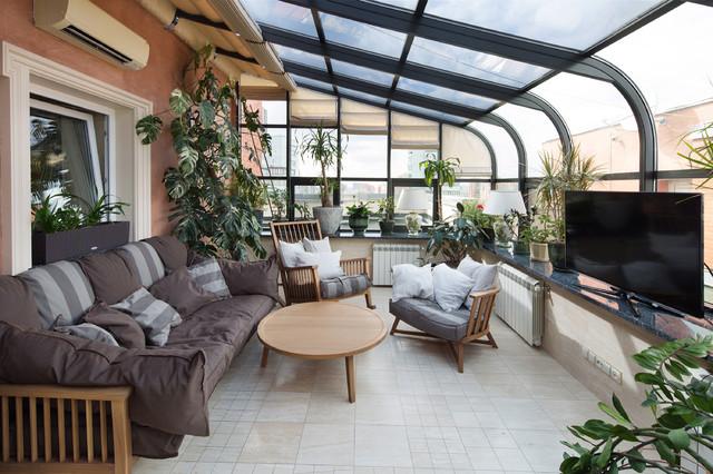 Квартиры с зимним садом в Санкт-Петербурге: в чем их преимущества