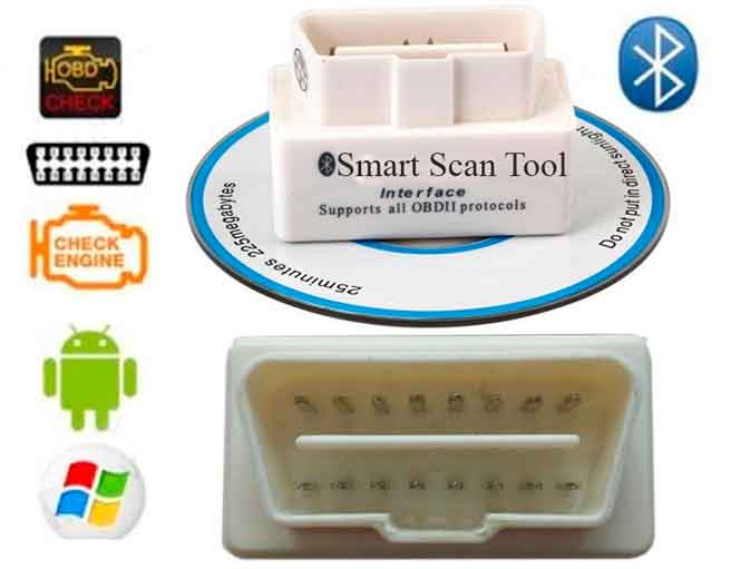 автосканер scan tool