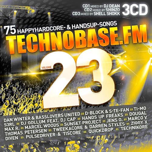 Technobase.FM Vol. 23 (2019)