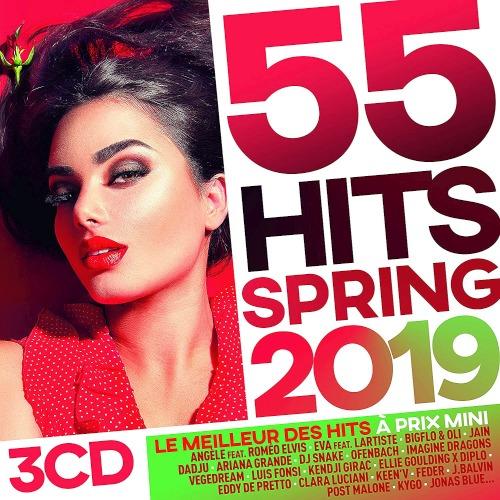 55 Hits Spring (2019)