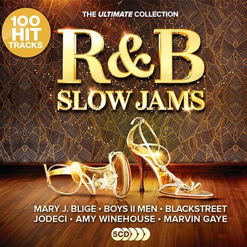 R&B Slow Jams The Ultimate Collection 5CD (2019)