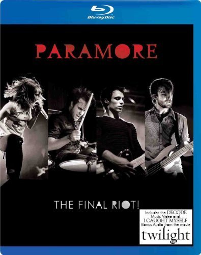 Paramore - The Final Riot! (2008) Blu-Ray 1080p