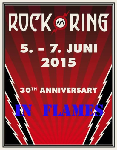 In Flames - Rock Am Ring