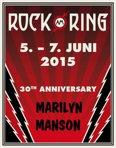 Marilyn Manson - Rock Am Ring