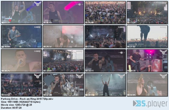 Parkway Drive - Rock Am Ring
