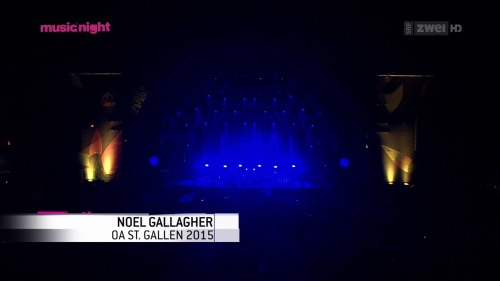Noel Gallagher's High Flying Birds - OA St.Gallen