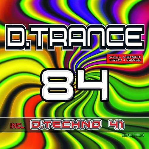 D.TRANCE 84 (INCL. D.TECHNO 41) (2018)
