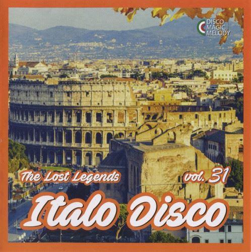 VA - Italo Disco - The Lost Legends Vol. 31 (2020)