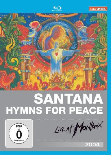 Santana: Hymns For Peace - Live At Montreux