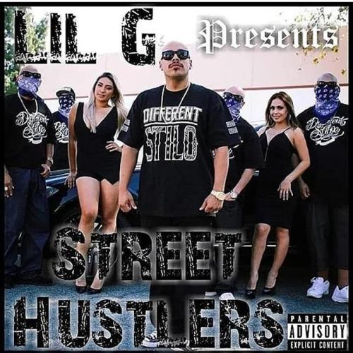 Lil G 909 - Lil G Presents Street Hustlers (2019)