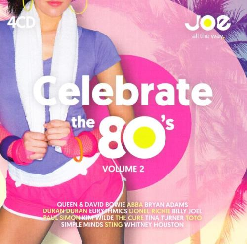 Universal Music Belgium - Celebrate The 80's Volume 2 [4CD] (2019)