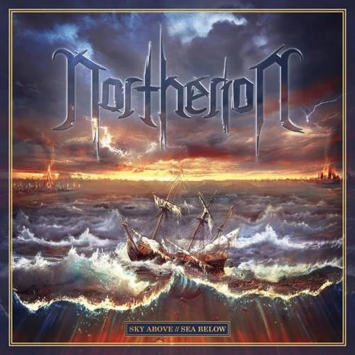 Northerion - Sky Above  Sea Below (2019)