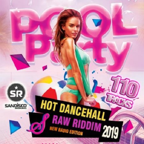 Hot Dancehall Pool Party (2019)