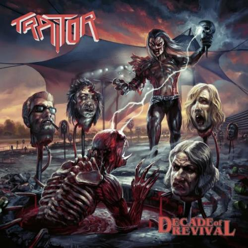 Traitor - Decade of Revival (2019)