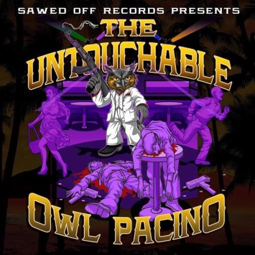 Mr. Knightowl - The Untouchable Owl Pacino (2019)