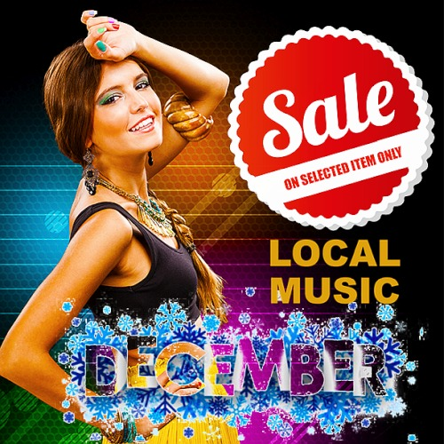 Sale Selected Local Music December (2019)