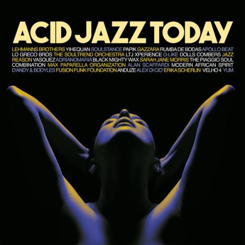 Acid Jazz Today (2019)