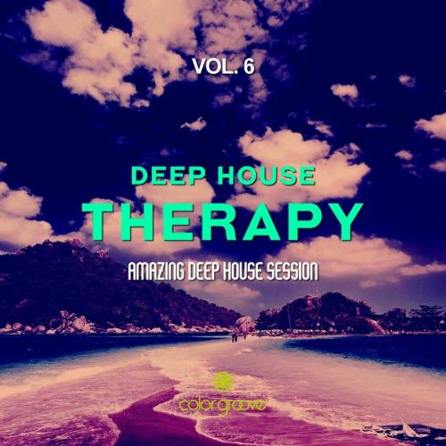 Deep House Therapy, Vol. 6 (Amazing Deep House Session) (2019)