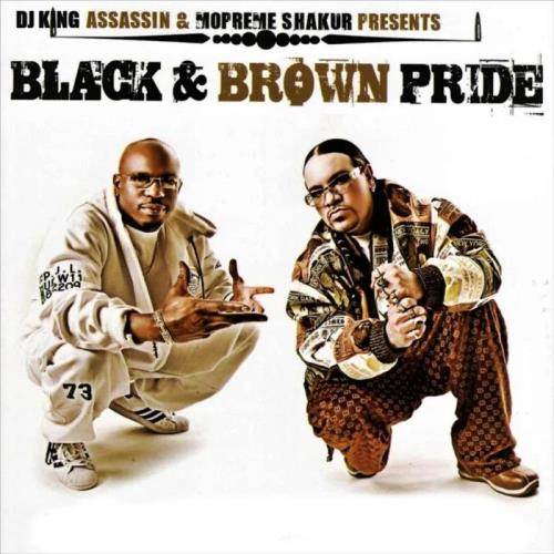 DJ King Assassin - Black & Brown Pride (2019)