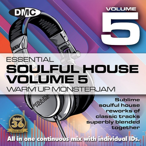 DMC Essential Soulful House Warm Up Monsterjam Volume 05 (2019)