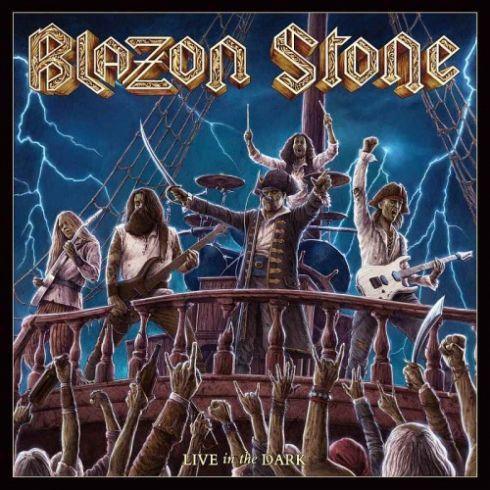 Blazon Stone - Live In The Dark (2019)
