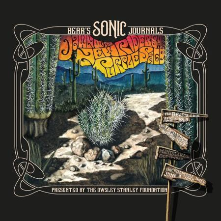 Bear's Sonic Journals Dawn of the New Riders of the Purple Sage (2020)