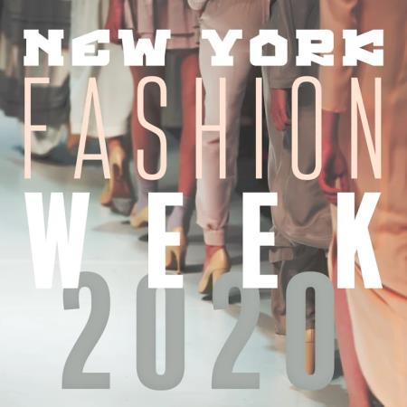 New York Fashion Week 2020 (Instrumental Jazz Music, Perfect Fashion Catwalk) (2020)