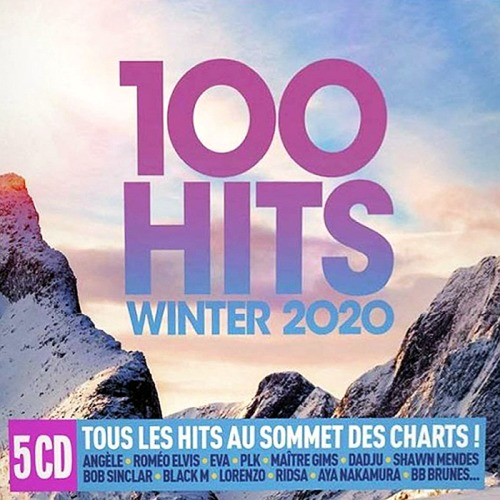 100 Hits Winter 5CD (2020)