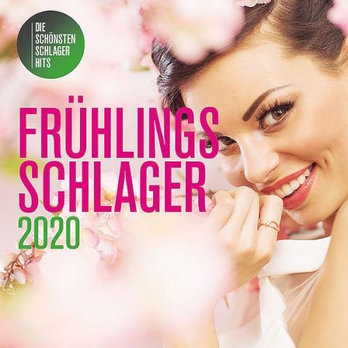 Fruhlingsschlager Doppel CD (2020)