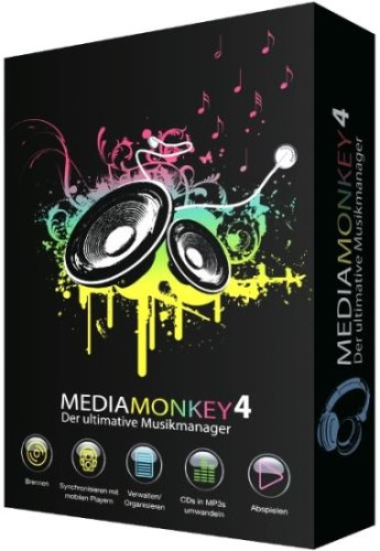 MediaMonkey Gold 4.1.27.1897 Final