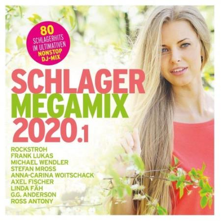 Schlager Megamix 2020.1 (2020)