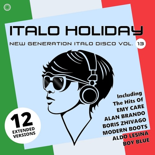 Italo Holiday New Generation Italo Disco Vol. 13 (2020)