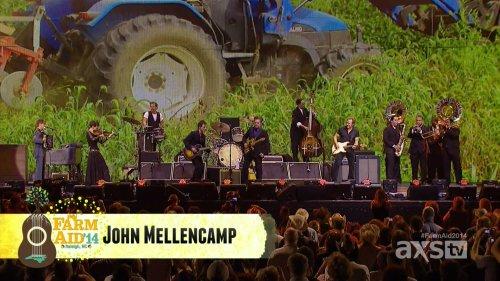 John Mellencamp - Farm Aid Live (2014) HDTV