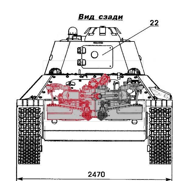 Ранний Т50 - наследник Т26