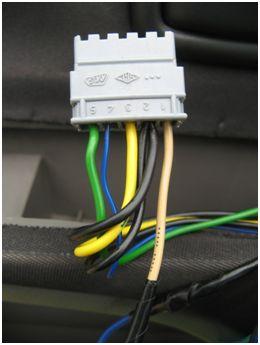 разъем на электрической схеме