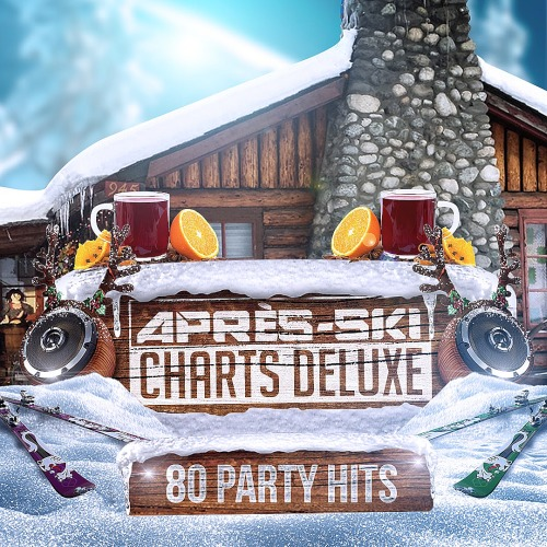 APRES-SKI CHARTS DELUXE (80 PARTY HITS) (2019)