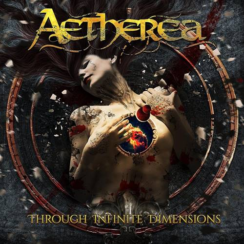 Aetherea - Through Infinite Dimensions (2021)
