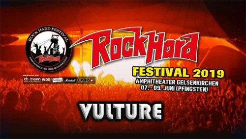 vu - Vulture - Rock Hard Festival (2019) HDTV