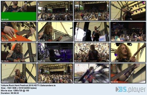 vulturerockhardfestival2019hdtv - Vulture - Rock Hard Festival (2019) HDTV