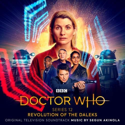 Segun Akinola - Doctor Who Series 12 - Revolution Of The Daleks (2021)