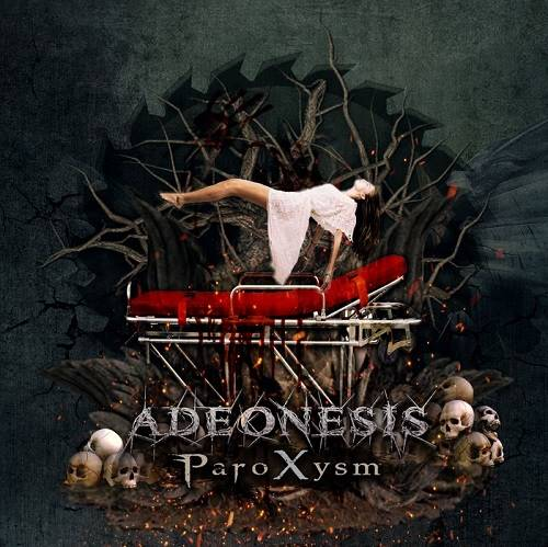 Adeonesis - Paroxysm [2CD Limited Edition] (2020)