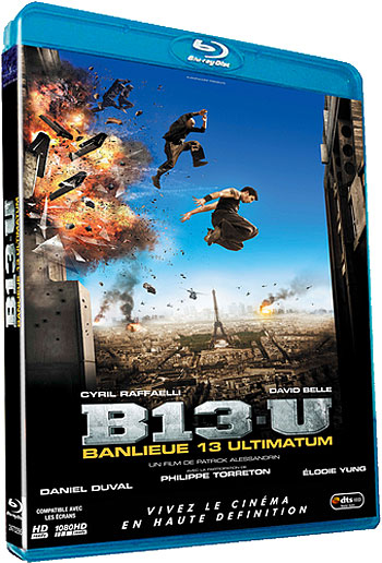 13-й район: Ультиматум / Banlieue 13: Ultimatum (2009) BDRip-AVC