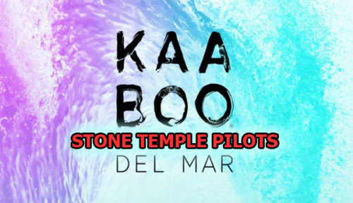 Stone Temple Pilots - KAABOO Festival (2018) HD 1080p