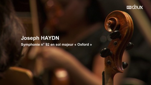 Joseph Haydn - Symphony No.92'Oxford' (2018) HDTV